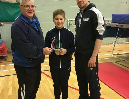 Superstar James gains Silver in the National Finals!