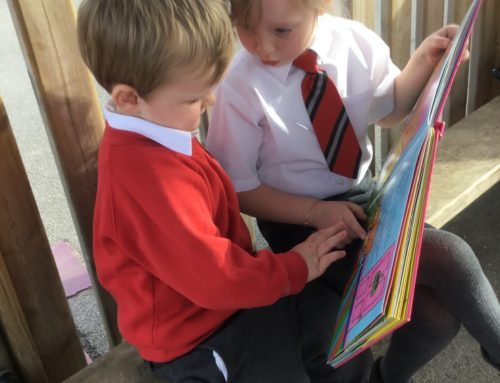 Exciting Reading Activity Launch