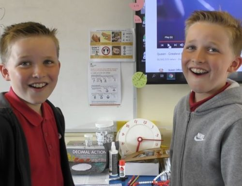 Year 6 Music Video