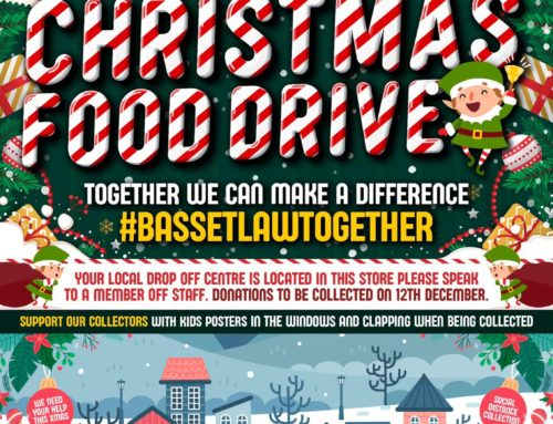 Bassetlaw Christmas Food Drive