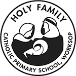 Holy Family Catholic Primary School Logo