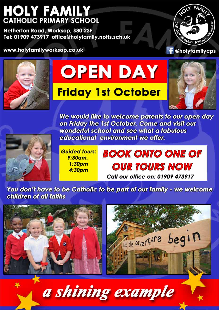Foundation Open Day